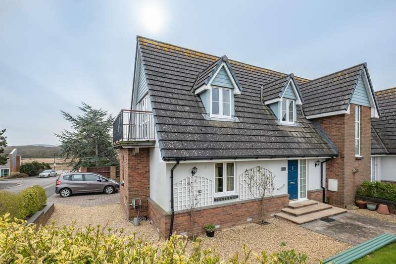4 Bedrooms Semi Detached House for sale in Yarmouth, Isle of Wight