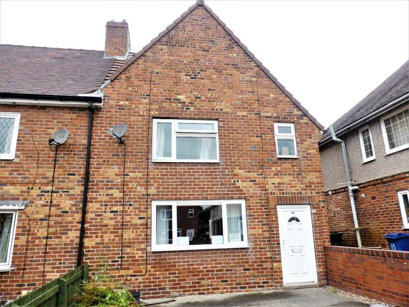3 Bedrooms End Of Terrace House for sale in Probert Abenue, Goldthorpe, Rotherham, S63 9AL