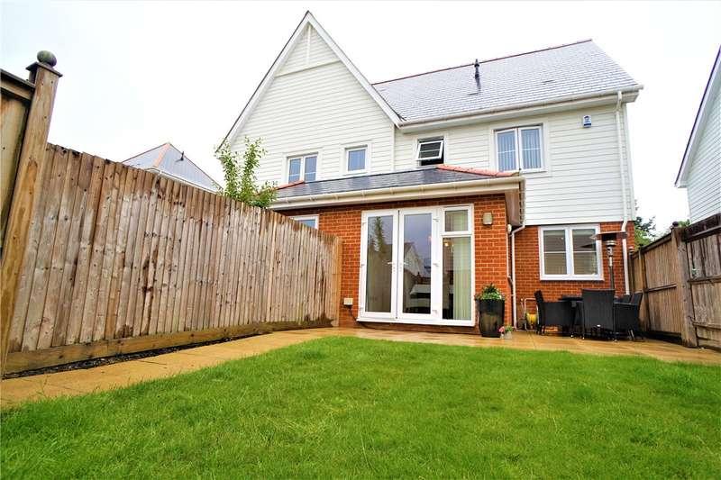 3 Bedrooms Semi Detached House for sale in Manley Boulevard, Snodland, Kent, ME6