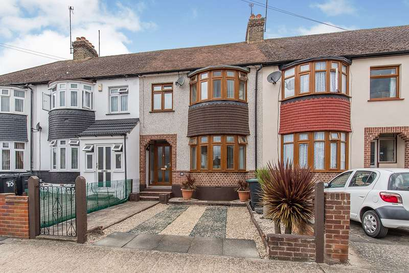 3 Bedrooms House for sale in Abbey Road, Gravesend, Kent, DA12