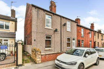 3 Bedrooms End Of Terrace House for sale in Carlby Road, Sheffield, South Yorkshire
