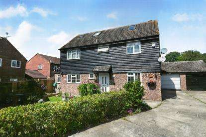 5 Bedrooms Detached House for sale in Chelmsford, Essex, .