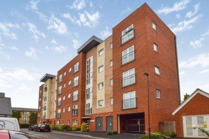 2 Bedrooms Flat for sale in Marquess Drive, Bletchley, Milton Keynes, Buckinghamshire