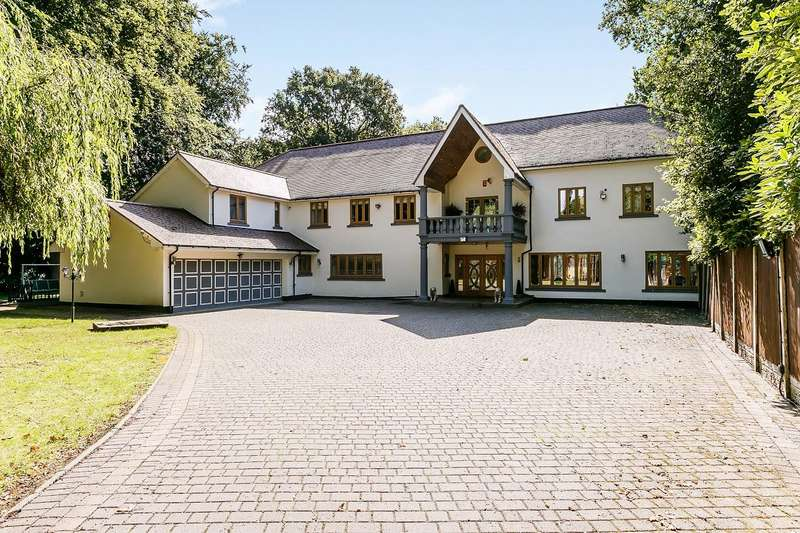 7 Bedrooms Detached House for sale in Roman Road, Sutton Coldfield