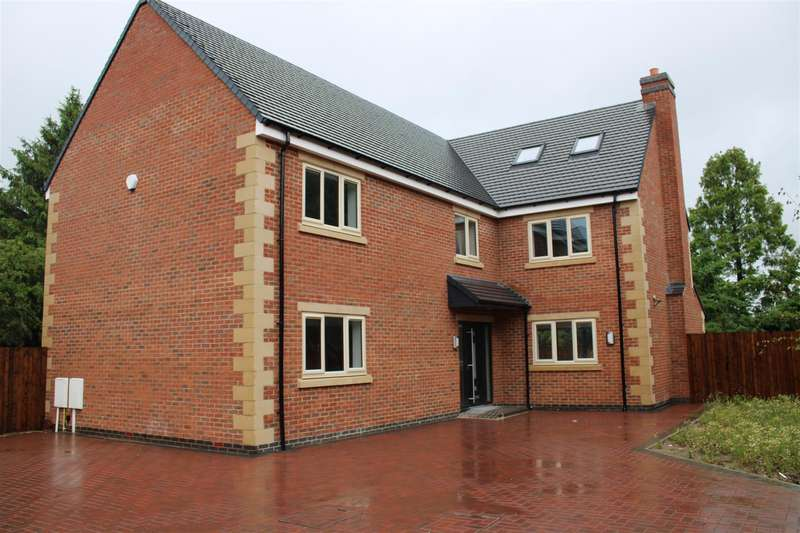 6 Bedrooms House for sale in Oak Drive, The Hollow, Littleover, Derby
