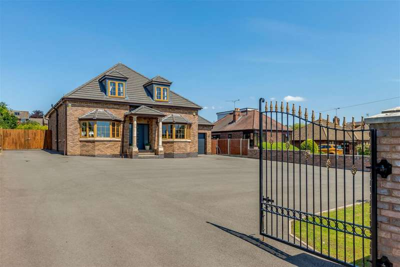 5 Bedrooms Detached House for sale in Bedworth Road, Bulkington, Bedworth