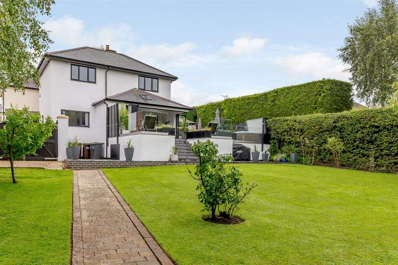 4 Bedrooms Semi Detached House for sale in Green Lane, Ockbrook, Derby, Derbyshire