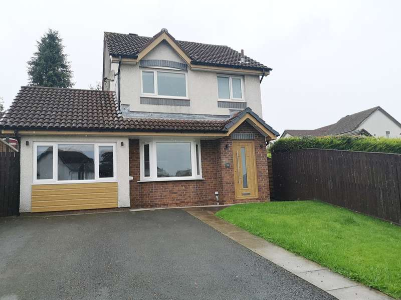 3 Bedrooms Detached House for sale in Meadow Croft, Penrith, CA11