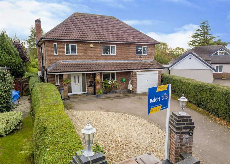 5 Bedrooms Detached House for sale in Firfield Avenue, Breaston