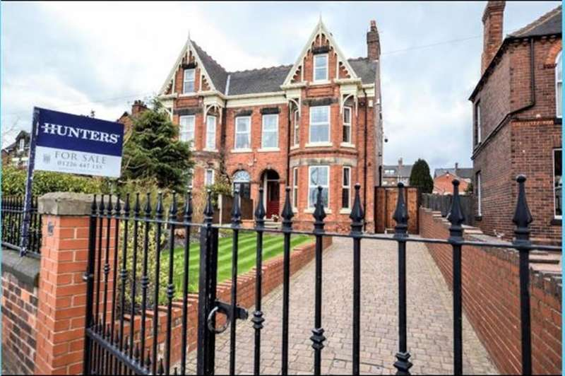 5 Bedrooms Semi-detached Villa House for sale in Barnsley Road, Wombwell, Barnsley, S73 8JH