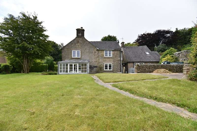 4 Bedrooms Cottage House for sale in Longnor, Buxton