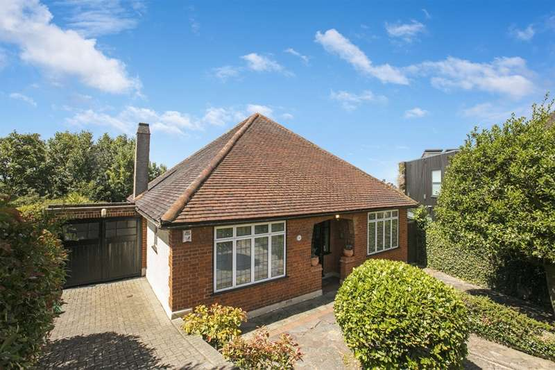 2 Bedrooms Detached House for sale in Ringmore Rise, Forest Hill, London