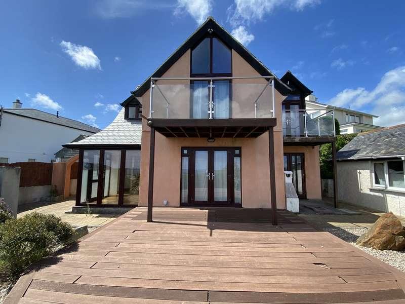 3 Bedrooms Detached House for sale in Lidden Road, Penzance