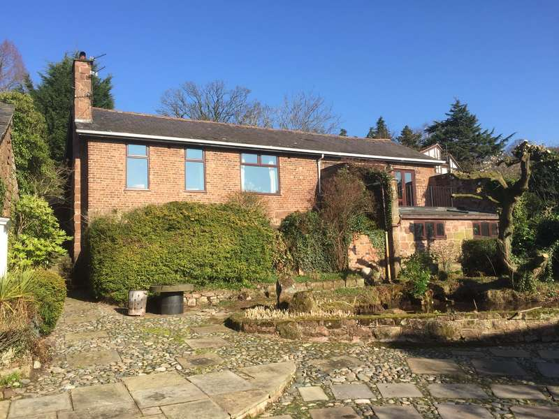 4 Bedrooms Barn Conversion Character Property for sale in Rake Barn, The Rake, Burton, Cheshire, CH64 5TL