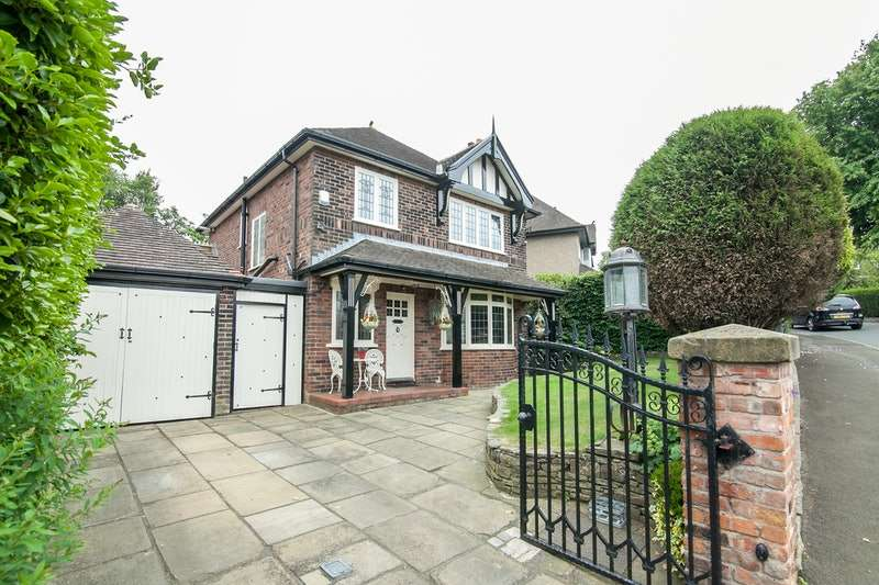 4 Bedrooms Detached House for sale in Spring Avenue, Hyde, Greater Manchester, SK14