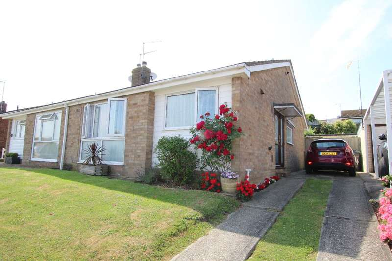 2 Bedrooms Bungalow for sale in Shearwater Avenue, Whitstable