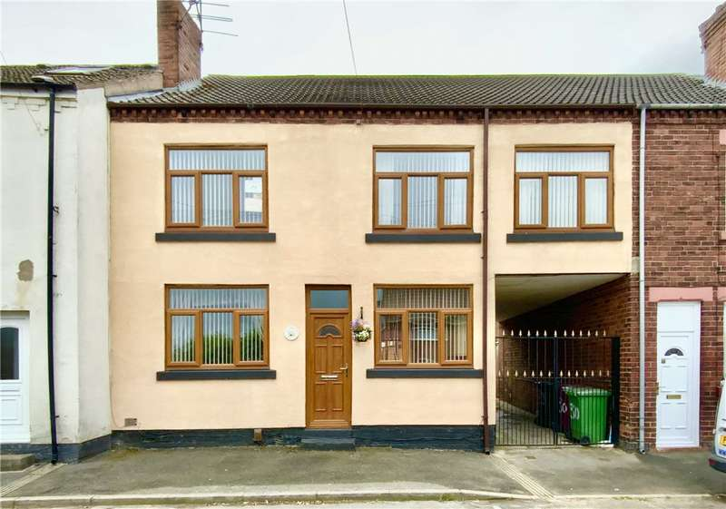 5 Bedrooms Terraced House for sale in North Street, South Normanton, Alfreton, Derbyshire, DE55