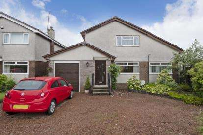 4 Bedrooms Detached House for sale in De Morville Place, Beith