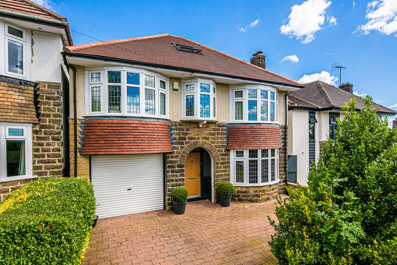 5 Bedrooms Detached House for sale in Furniss Avenue, Dore