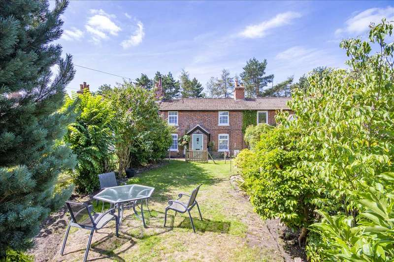 2 Bedrooms Terraced House for sale in Chapel Row, Ashford