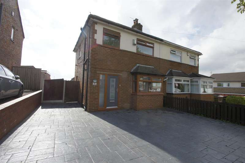 3 Bedrooms Semi Detached House for sale in Station Road, Blackrod, Bolton