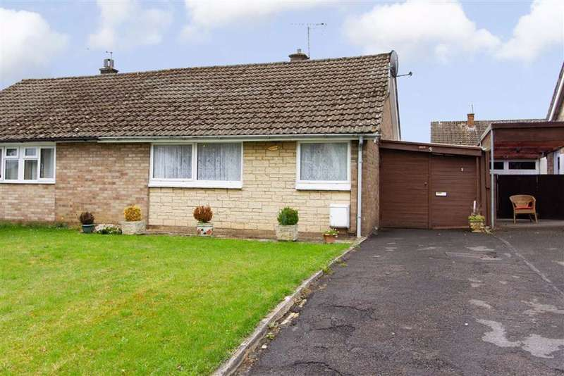 2 Bedrooms Property for sale in Tennyson Road, Dursley, GL11