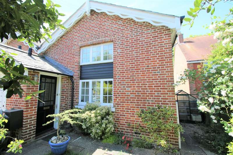 2 Bedrooms Terraced House for sale in Old School Cottages, 59 Ashford Road