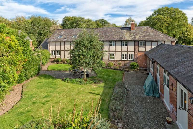 6 Bedrooms Barn Conversion Character Property for sale in Millers Ash, Ashford Carbonel, Ludlow, Shropshire, SY8