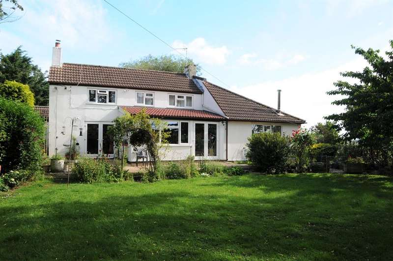 4 Bedrooms Detached House for sale in Hobhole Bank, Toynton All Saints, Spilsby, PE23 5DG
