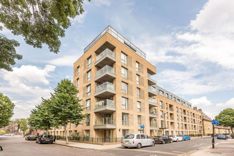 3 Bedrooms Flat for sale in Palm House, Vauxhall, SE11