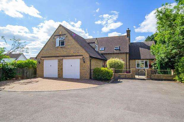 4 Bedrooms Detached House for sale in Rectory Close, Upton St Leonards, Gloucester, GL4 8BB