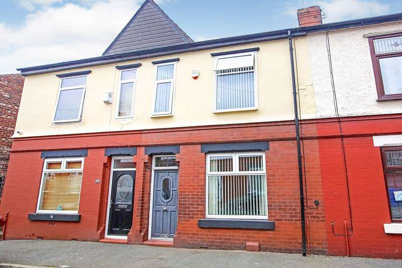 3 Bedrooms House for sale in Mayfield Grove, Manchester, Greater Manchester, M18