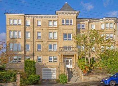 2 Bedrooms Flat for sale in Beaconsfield Road, Kelvinside