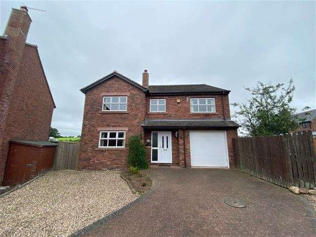 4 Bedrooms Detached House for sale in St. Johns Close, Cotehill, Carlisle, Cumbria, CA4 0ED