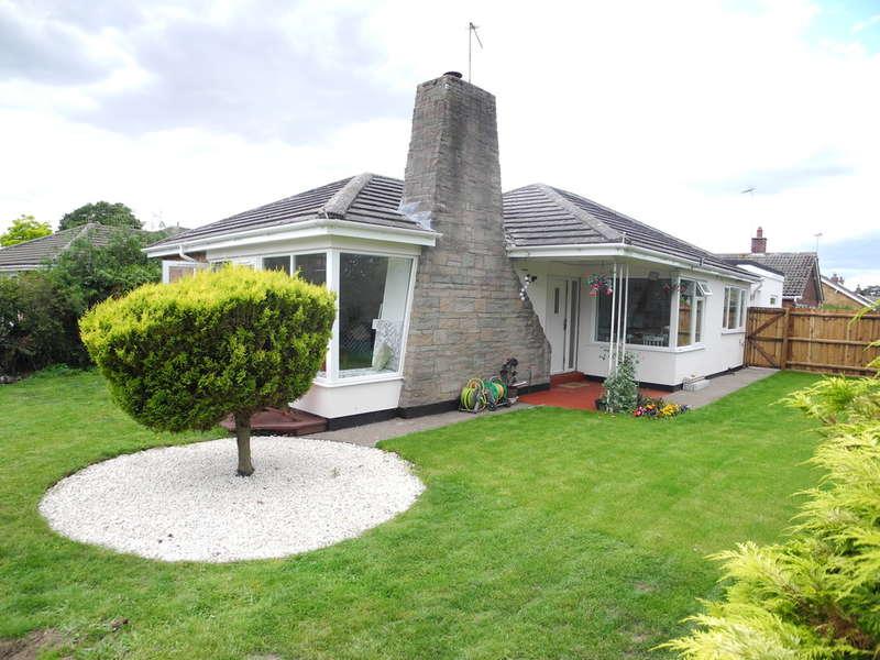 4 Bedrooms Detached Bungalow for sale in Ellough Road, Beccles