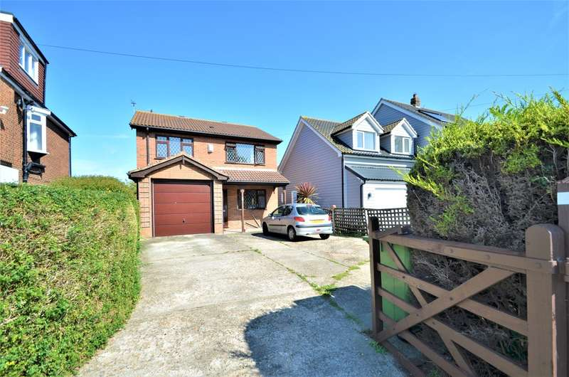 4 Bedrooms Detached House for sale in Halfway Road, Minster On Sea, Sheerness