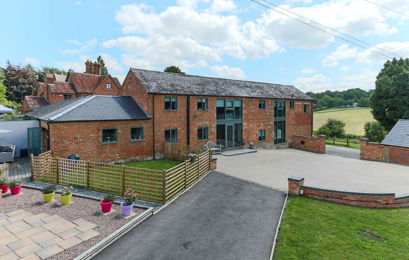 5 Bedrooms Unique Property for sale in Dusthouse Lane, Tardebigge, Bromsgrove, B60 3AD