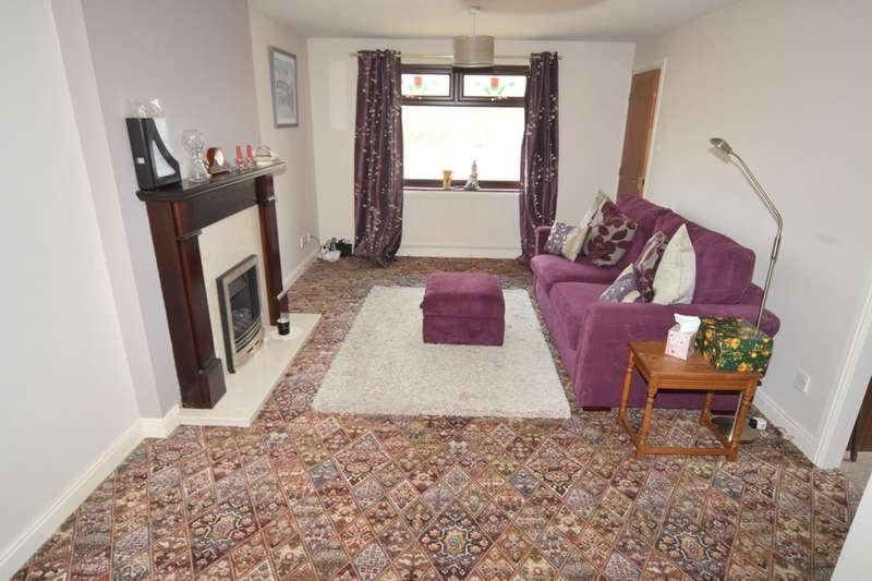 2 Bedrooms Semi Detached Bungalow for sale in Duddon Road, Askam-in-Furness