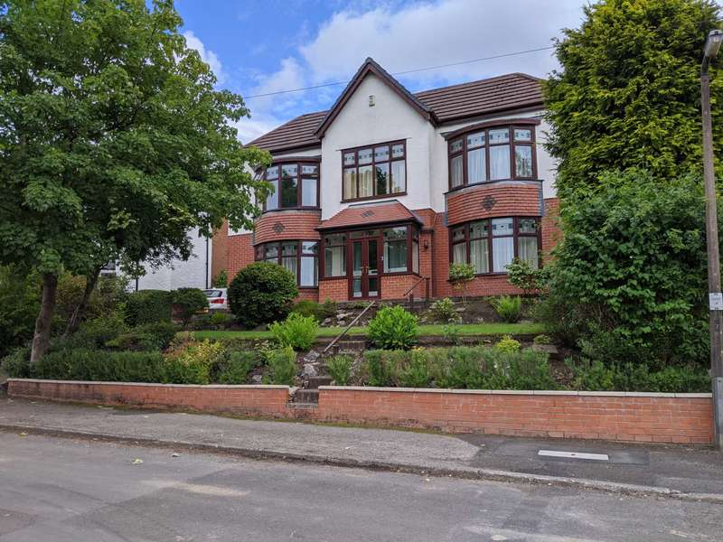 4 Bedrooms Detached House for sale in Woodhill Drive, Prestwich