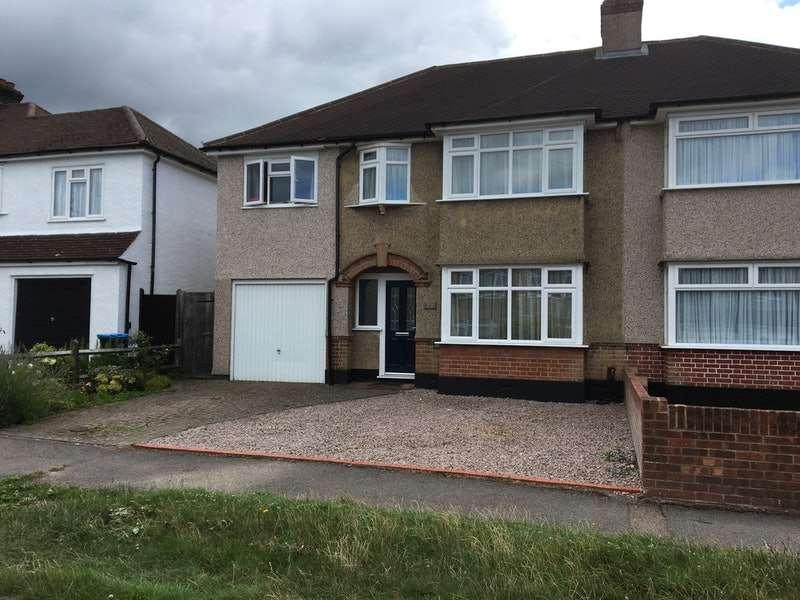 4 Bedrooms Semi Detached House for sale in Verdayne Gardens, Warlingham, Surrey, CR6