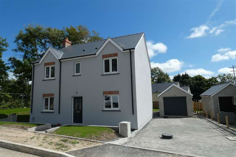 4 Bedrooms Detached House for sale in The Beeches, Houghton, Milford Haven