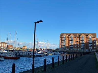 4 Bedrooms Apartment Flat for sale in Quayside, Hartlepool