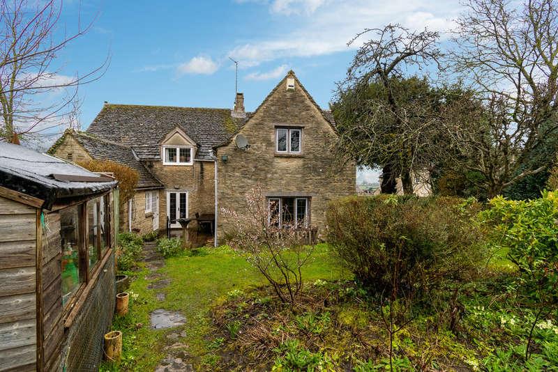 3 Bedrooms Detached House for sale in Lanes End, Gastard