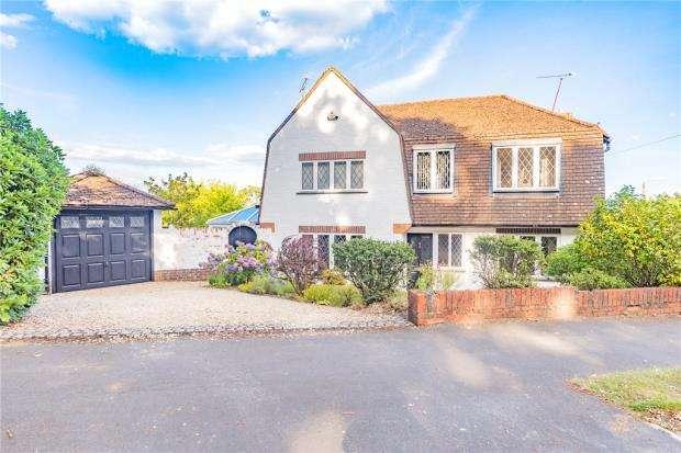 3 Bedrooms Detached House for sale in Greenways, Sandhurst, Berkshire