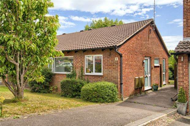 2 Bedrooms Semi Detached Bungalow for sale in Lee Close, Warwick, Warwickshire