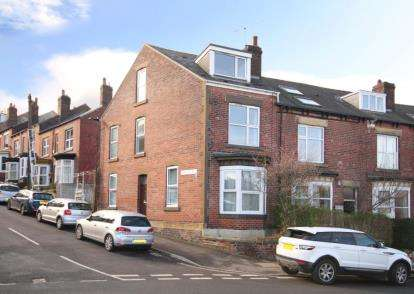 2 Bedrooms Flat for sale in Penrhyn Road, Sheffield, South Yorkshire