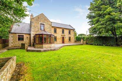 3 Bedrooms Detached House for sale in Skew Hill, Grenoside, Sheffield, South Yorkshire