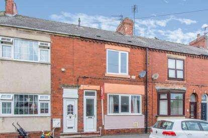 3 Bedrooms Terraced House for sale in Spa Terrace, Askern, Doncaster
