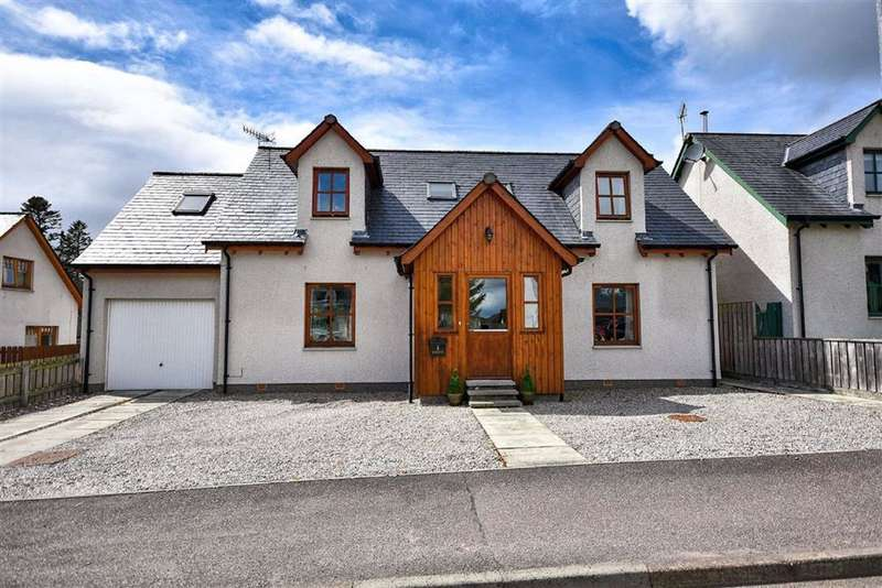 4 Bedrooms Detached House for sale in Newtonmore