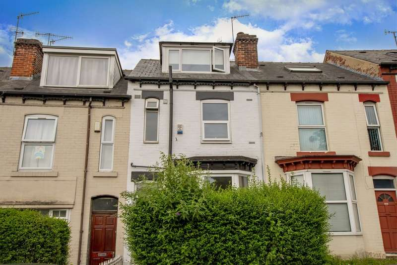 3 Bedrooms Terraced House for sale in 214 South View Road, Nether Edge, S7 1DF